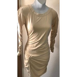 Bebe Size M Stretch bodycon dress